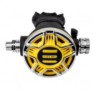 TECLINE TEC2 OCTO  żółty - front