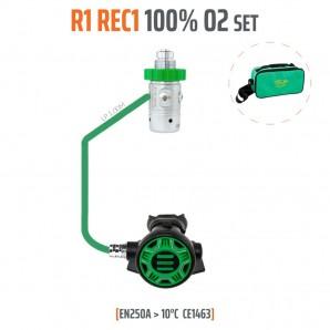 Techline R1 REC1  zestaw