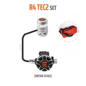 Techline R4 TEC2 zestaw