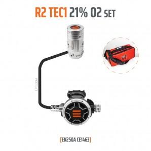 Techline R2 TEC1 zestaw