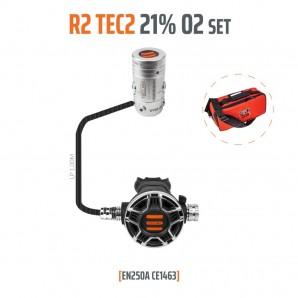 Tecline R2 TEC2 zestaw