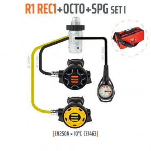 Tecline R1 REC1 zestaw