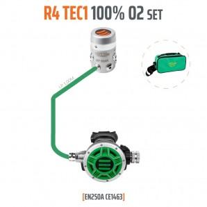 Tecline R4 TEC1 zestaw