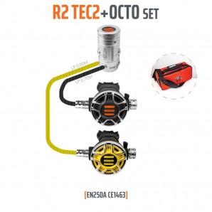 Techline R2 TEC2 OCTO zestaw